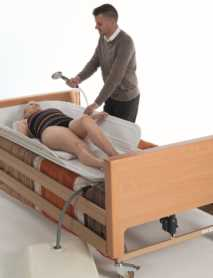 Bañeras y Sistemas de Lavado pacientes Encamados
