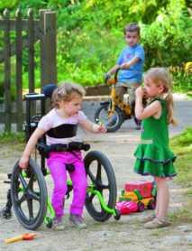 Andadores Infantiles de Ortopedia