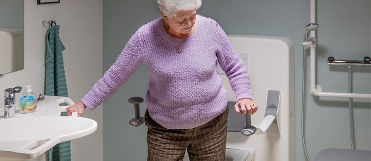 Lavabos para Discapacitados Supportline