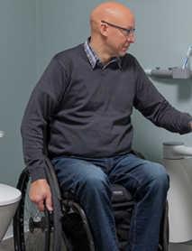 Lavabos Adaptados para Discapacitados