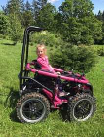 Scooter Eléctricos de Movilidad para Niños Discapacitados