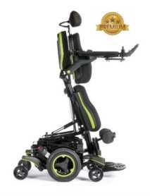 MEJORES Sillas para Discapacitados Eléctricas con Bipedestación Q700 Up con Puesta en Pie