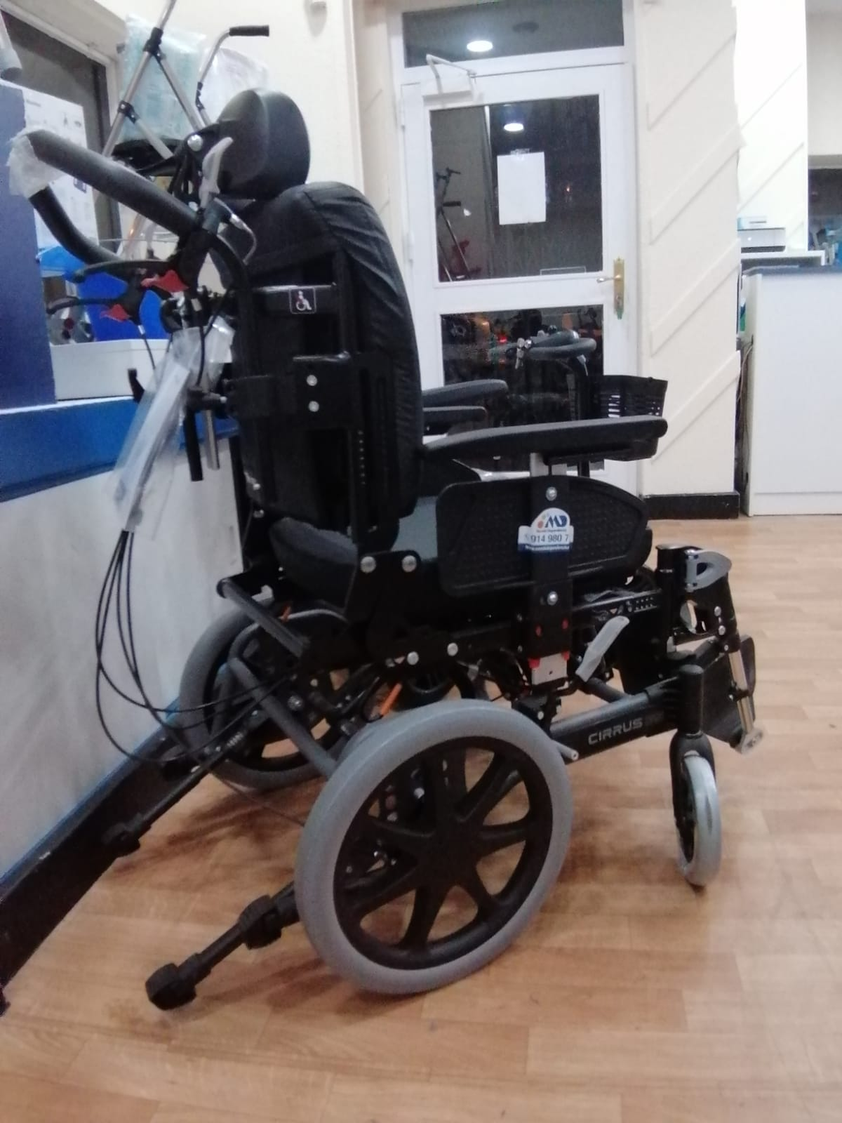 Tiendas donde comprar sillas de ruedas basculantes BARATAS