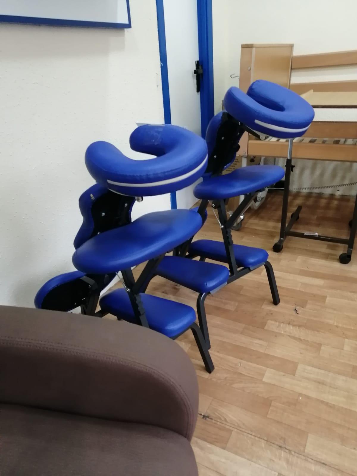 Alquiler sillas para operación de desprendimiento de retina