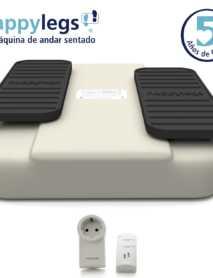 Happylegs Premium con mando a distancia - La MAQUINA para ANDAR senatado - especial MAYORES