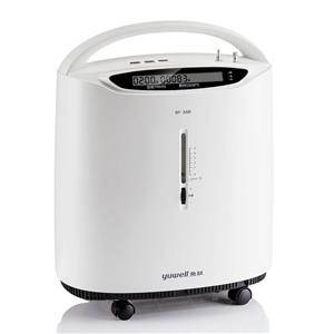 Concentrador para terapias respiratorias en casa