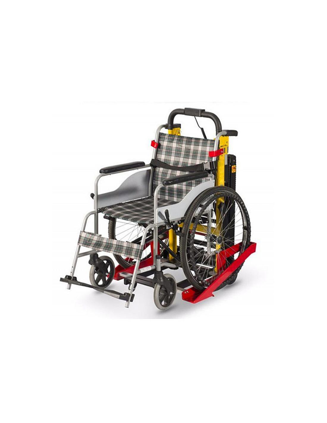 Sillas para subir sillas de ruedas por la escaleras