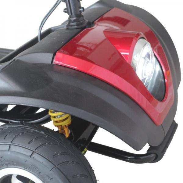 Scooter para Discapacitados con luces