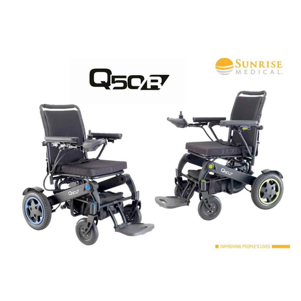 Sillas para Discapacitados Eléctricas PORTATILES