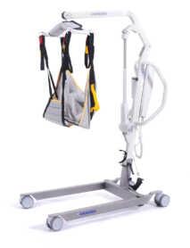 Grúas para Discapacitados Eléctricas Pequeñas para casa con arnés incluido