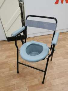 Bacinillas con wc