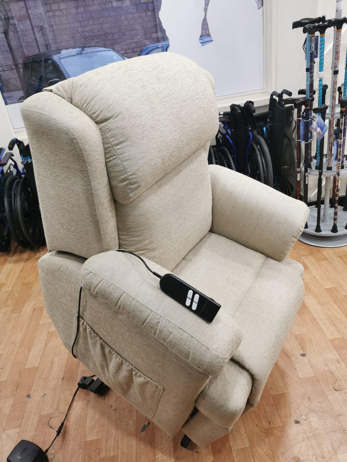 Sillones cómodos para ancianos