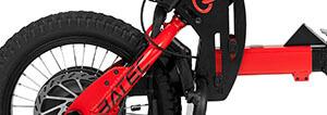 productos handbikes batec mini material