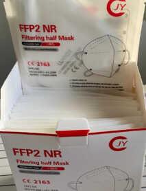 Mascarilla FFP2 Protección Coranavirus