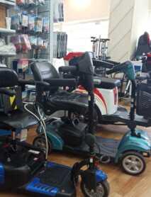 motos para mayores pequeñas