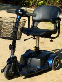 Presentación de los modelos de Scooter Eléctricos para Discapacitados de nueva generación