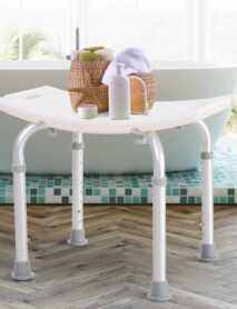 Barras de Baño – Sillas de Ducha – Elevadores de Inodoro – Seguridad en el Baño