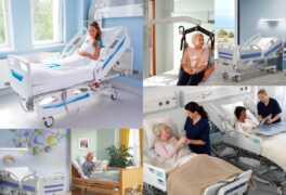 CAMAS ARTICULADAS para Cuidar Enfermos en CASA